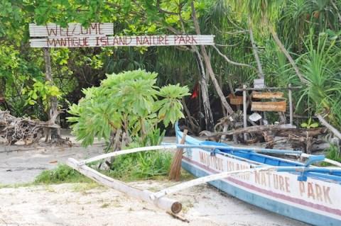 Mantigue Island Nature Park