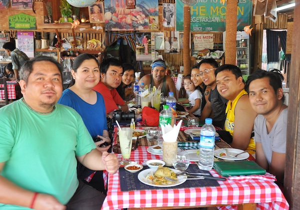 Pinoy Travel Bloggers with Chef Jana