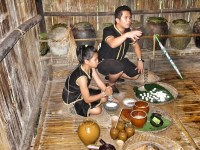 The Art of Making Rice wine