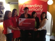 AirAsia Foundation selected Rags2Riches as its first Grant Recipient