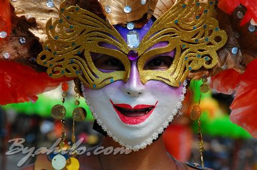 Bacolod Maskara Festival 2013