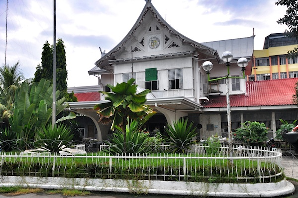 The Old Cotabato City Hall