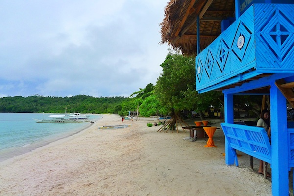 Bamboo Hut in Subic Beach