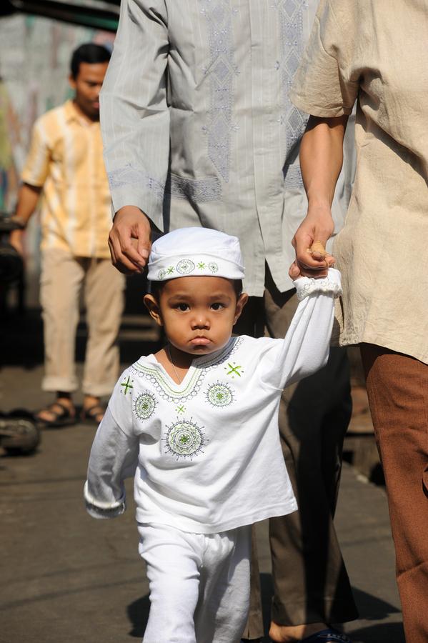 End of Ramadan 2013