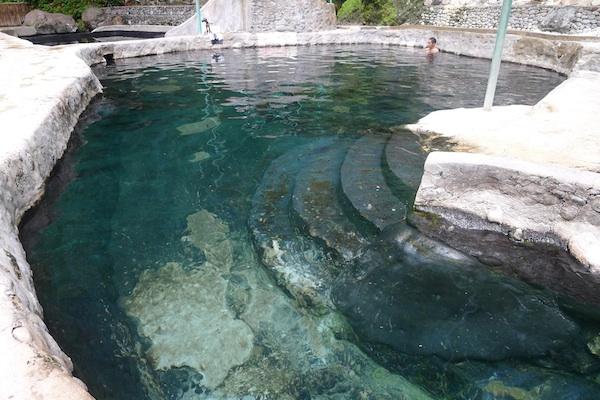 Hot Spring Resort in Naga City