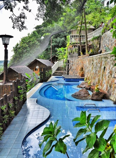 Luljetta's Hanging Gardens and Spa