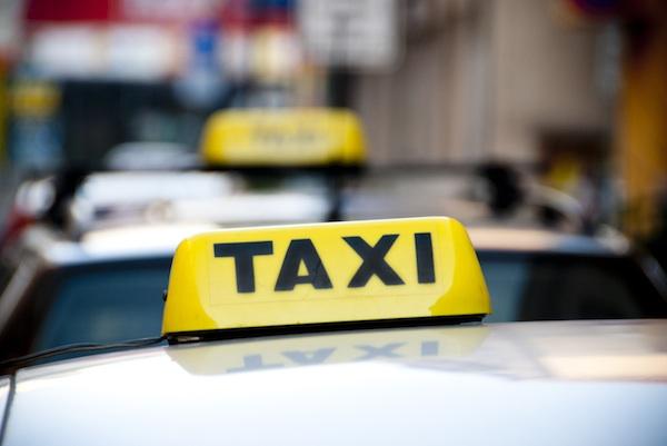 Manila Taxi Scams