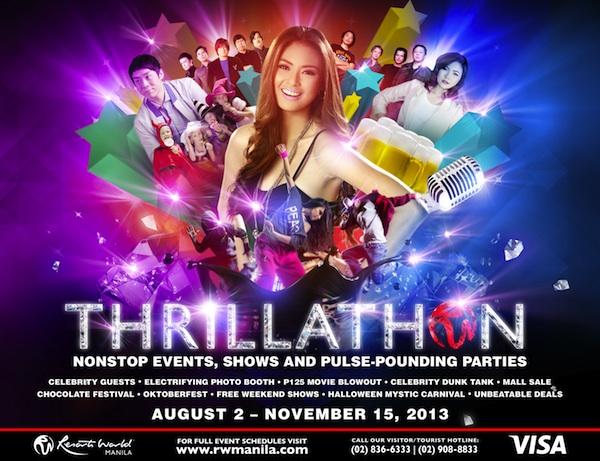 Resorts World Manila Thrillathon