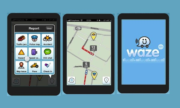 Waze partners with Smart