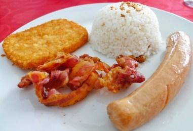 Breakfast from Bigg's Diner