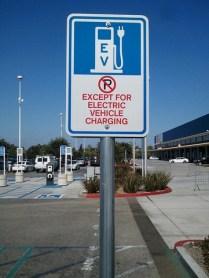 Electric Car by Lynn Dombrowski