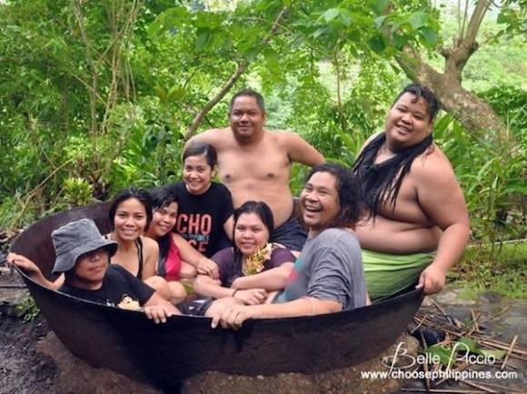 Kawa Hot Bath Party
