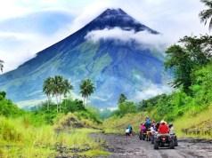 Mayon Lava Trail ATV Adventure