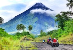 Mayon Lava Trail ATV Adventure
