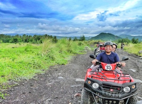 Mayon Lava Trail is Fun Fun Fun