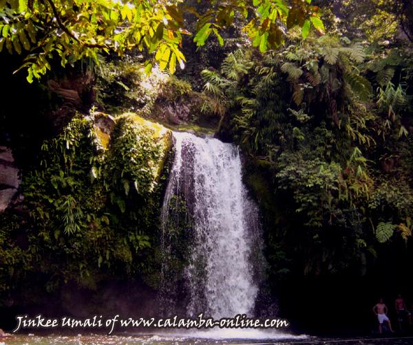 Taytay Falls at Majayjay Laguna