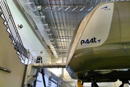Airbus A320 Full Flight Simulator