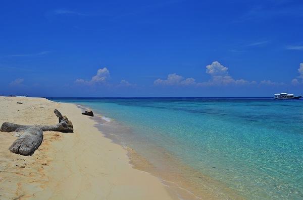 Apo Reef Natural Park in Sablayan, Occidental Mindoro