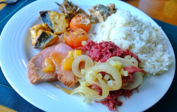 Pinoy Breakfast Plate