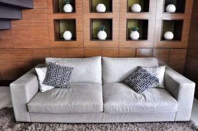 Sofa at the Lobby