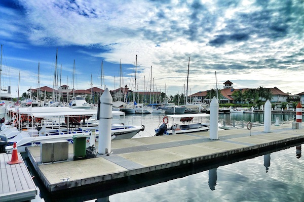 Sutera Harbour Marina & Country Club