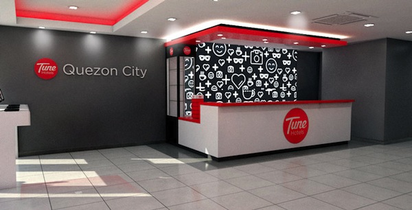 Tune Hotels in Quezon City