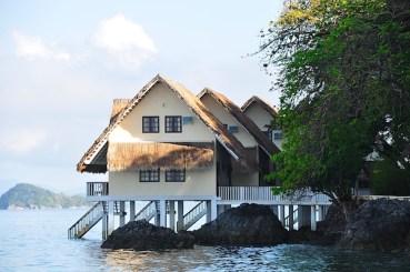 Apulit Island Resort in Taytay Palawan