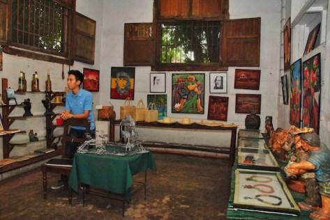 Balay Negrense Museum Souvenir Shop