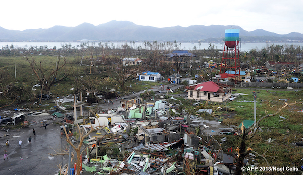 Help Typhoon Yolanda Victims in the Philippines