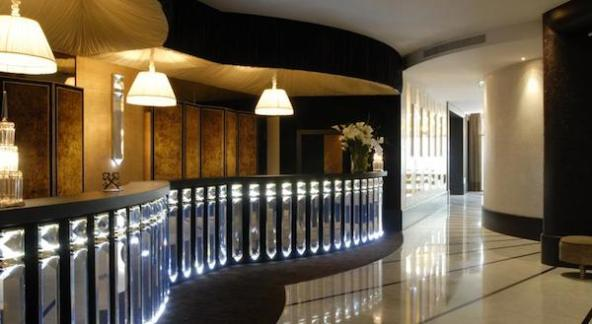 Hotel Fouquet's Barriere