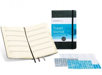 Travel Passions Journal by Moleskine