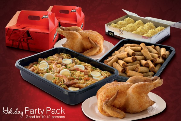 Max's Holiday Party Pack
