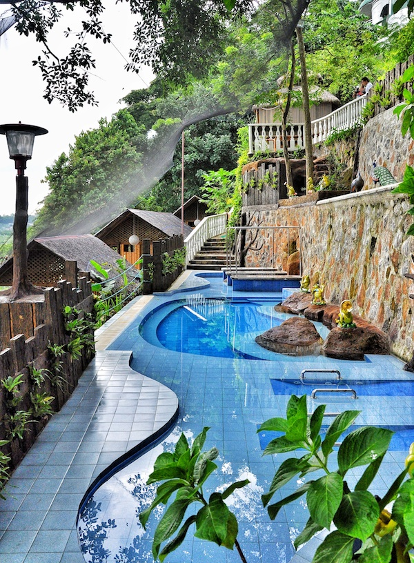 Luljetta's Hanging Gardens and Spa Quick Weekend Getaway in Antipolo