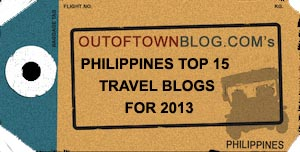 The 2013 Philippines Top 15 Travel Blogs small