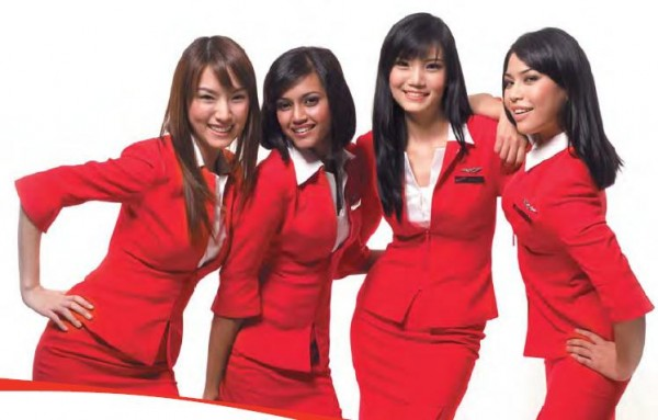 AirAsia Flight Attendants