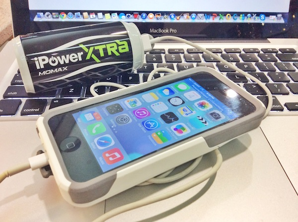Charge your Smartphones, anytime and anywhere
