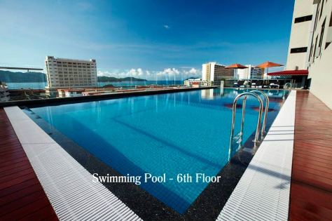 Horizon Hotel Swimming Pool