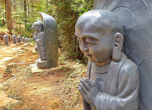 Buddha Statues at the Japanese Park