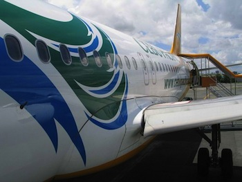 Cebu Pacific Siargao Flights