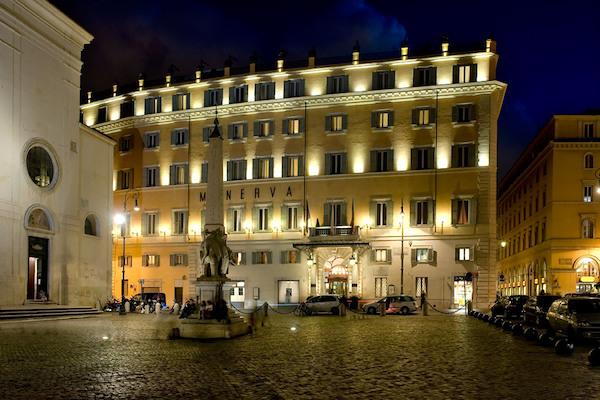Grand Hotel De La Minerve - Roma