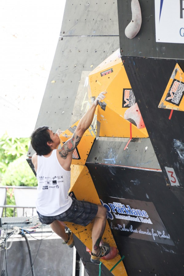 R.O.X. hosts National Rock Climbing Competition