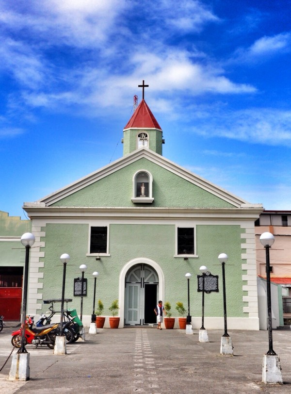 Church of Baler