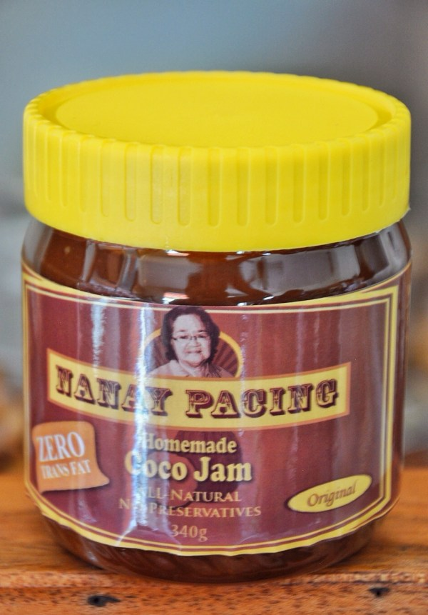 Coco Jam from Nanay Pacing Souvenir Shop