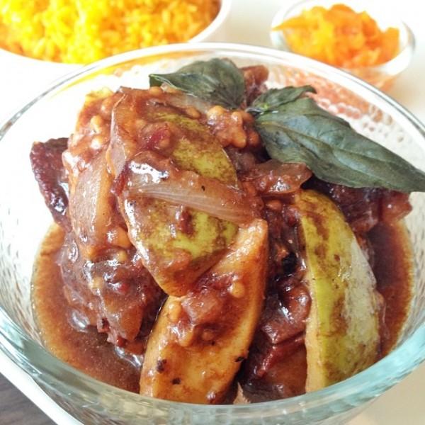 Guava Pork Adobo