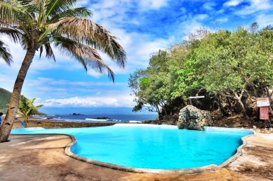 Mini Pool at AMCO Diguisit Resort