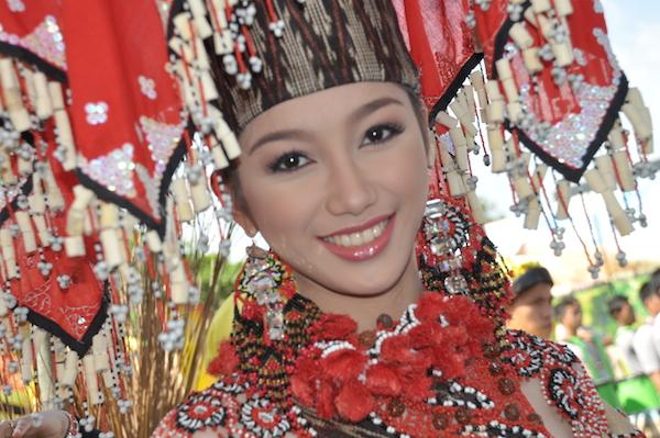 Reyna ng Aliwan Previous Contestant