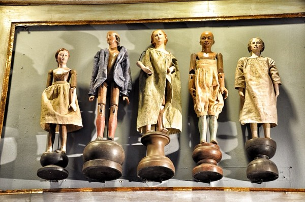 Wooden Statues from Pampanga
