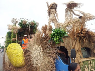 Zambales Mango Festival Float Parade