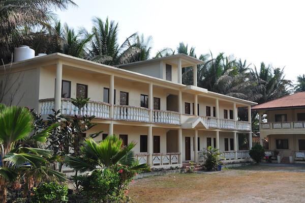 Cottages in Ilog Malino Beach Resort