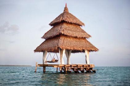 Dedon Island Sea Pagoda
